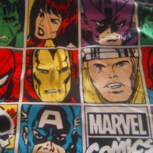 Marvel Skirts - Marvel comics skirt